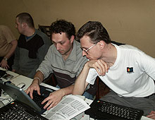 Programmers of DIV-IDE (ide card for ZX Spectrum) system
